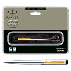 Parker Vector Stainless Steel Ball Pen (GT) to Banka