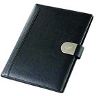 Classy Looking Faux Leather Conference Writing pad from Vaunt to Mysore