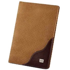 Beige & Brown Styled Faux Styliesh Conference Pad from Vaunt to Jaipur