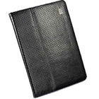 Faux Leather Ipad II cover in Black from Vaunt to Udaipur