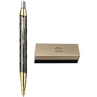 Eye-Catching IM Metal Twin Chiselled GT Ball Pen Made by Parker to Allahabad