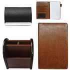 Gorgeous Visiting Card Holder, Pen Stand and Multipurpose Passport Holder to Amalampuram