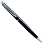 Waterman�s Peerless Stature Hemisphere Mars Black CT Ball Pen to Mysore