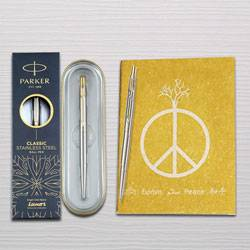 Exclusive Parker Ball Pen to Ambalamugal