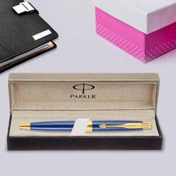 Exclusive Parker Aster Matte Ballpoint Pen to Aalangulam
