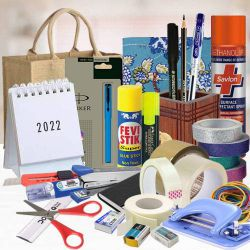 Marvelous Office Desk Essentials Gift Hamper to Ambalamugal