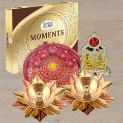 Exclusive Puja Gift Hamper to Adugodi
