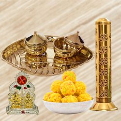 Exclusive Puja Hamper to Aizawl