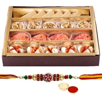 Haldirams Assorted Sweets N Thali to Ahmadnagar