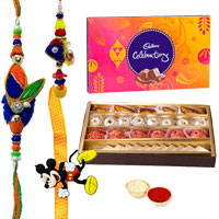Haldiram Assorted Sweets with Cadbury Celebration to Bangalore