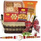 Mind-Blowing Rakhi Treat Hamper to Bangalore
