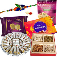 Fantastic Combo of Tasty Rakhi Tidbits to Tirunelveli