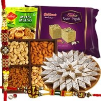 Sumptuous Rakhi Special Treats Hamper to Ariyalur