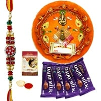 Tantalizing Rakhi Gathering to India