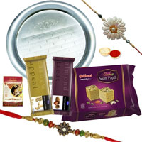 Divine Rakhi Assortment to Ahmadnagar