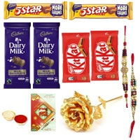 Rakhi Hamper to Cochin