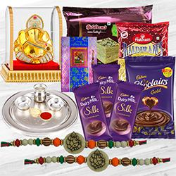 Exclusive Rakhi Gifts Hamper to Tirunelveli