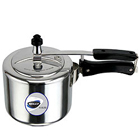 Nirlep Sakhi 1.5 ltr. Inner Lid Pressure Cooker to Ancharakandy