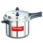 Prestige Popular 5 Litres Aluminium Pressure Cooker to Gurgaon
