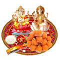 Laxmi Puja Complete Hamper to Hyderabad