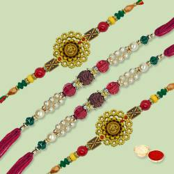 Exclusive Rakhi Thread set to Tirunelveli