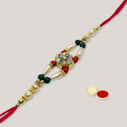 Delicate Rakhi for Brother to Tirunelveli