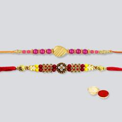 Ethnic Rakhi Sets to Nakoda