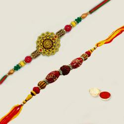 Attractive Rakhi Sets to Tirunelveli
