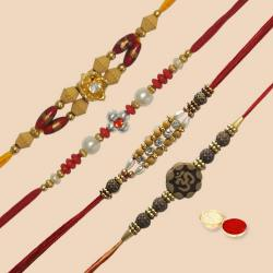 Amazing Rakhi sets to Nakoda