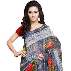 Pretty Georgette Saree to Anantapur