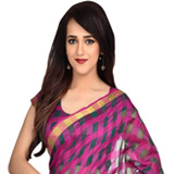 Exciting Charisma Banarasi Art Silk Saree to Yamunanagar