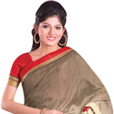 Deadly Looking Tussar Silk Saree to Dhanbad