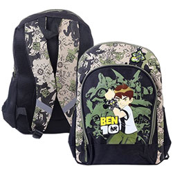 School Bag For Boys from Ben 10 to Amargol
