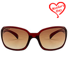 Amazing Oval Shaped Sunglasses with a Maroon Grey Body from Fastrack to Agra