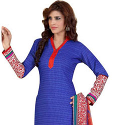 Impressive Siya Brand Printed Salwar Suit for Women to Akola