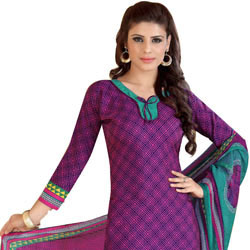 Beautiful Chiffon and Crepe Fabric Salwar Suit from Siya to Chirala