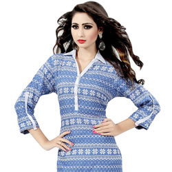 Exclusive Cotton Printed Kurti to Anand