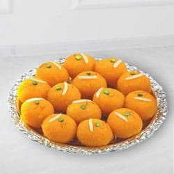 Haldiram tasty Pure Ghee Laddu to Bangalore
