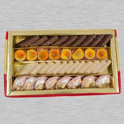 Marvelous Assorted Sweets Box from Bhikaram to Adipur