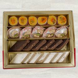 Sumptuous Assorted Mithai from Bhikaram to Allahabad