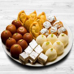 Delicious Assorted Sweets from Bhikaram to Agroli