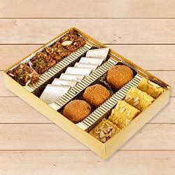 Haldirams Wishful Pleasure Dil Khusal Sweets Box to Dispur