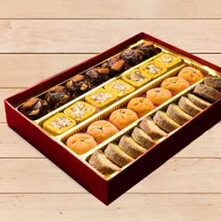 Appealing Assorted Premium Sweet Box (1kg) to Ahmedgarh
