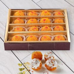 Motichur Ladoo from Haldiram / Reputed Sweet Shop to Baraut