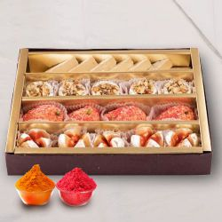 Assorted Sweets to Gurgaon