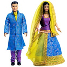 Barbie And Ken In India Gift Pack to Gurgaon