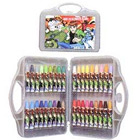 26 Pcs Coloring Set from Ben 10 to Cochin