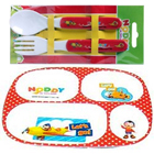 Exquisite Noddy Dinner Set for Kids  to Anakapalli