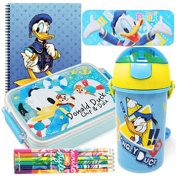 Exclusive Donald Duck Stationery Products for School Kids to Ashok Nagar