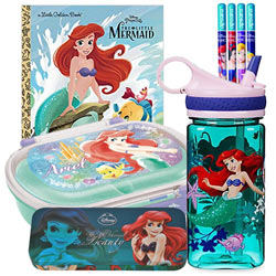 Wonderful Princes Ariel - The Little Mermaid, Kids Stationery Items for Wonder Kids to Hyderabad